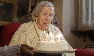 Cụ bà già nhất thế giới qua đời ở tuổi 117