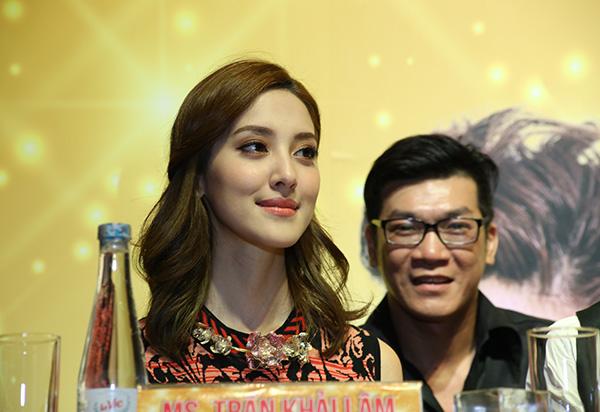 Hoa hậu Hong Kong - Trần Khải Lâm bật mí cô từng tới Việt Nam trước đó.