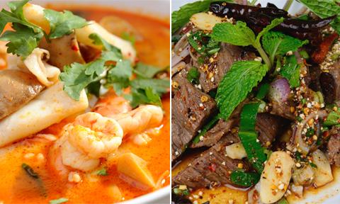 10 món ngon chưa ăn coi như chưa đến Thái Lan
