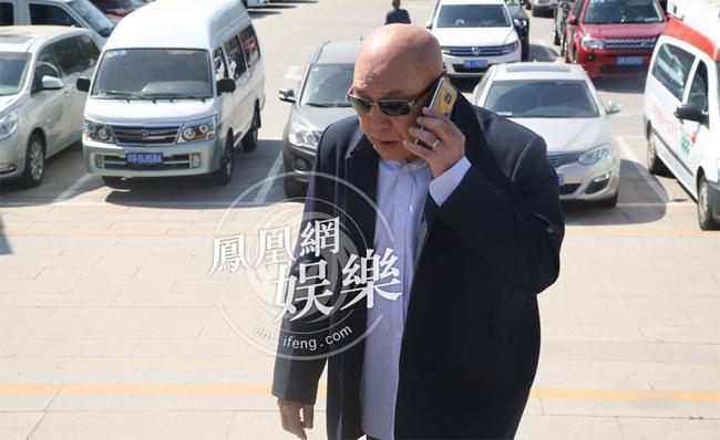 Nam diễn viên Lưu Đại Cương, người đảm nhận vai Sa Tăng.
