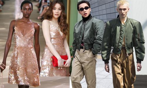 Đo sức hút sao Việt và mẫu Tây khi diện đồ hiệu (số 3)
