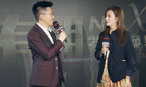 Triệu Vy, Tô Hữu Bằng chung tay làm ông bà chủ hãng phim