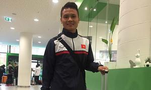 Sao trẻ CLB Hà Nội sang Đức hội quân cùng U20 Việt Nam