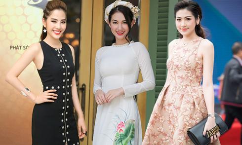 8 mỹ nhân Việt mặc đẹp nhất tuần (24/4)