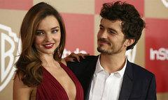 Những điều ngọt ngào Miranda và Orlando dành cho nhau dù đã ly hôn