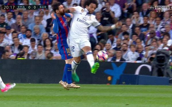 Trận đấu kinh điển giữa hai đội bóng lớn ở La Liga