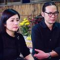 Thu Hà, Trần Lực đau buồn đến tang lễ của 'Cậu Giời' Hoàng Thắng