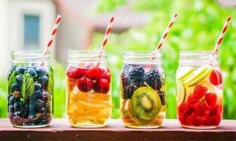 8 thức uống detox đơn giản giúp đẹp da, tiêu mỡ thừa