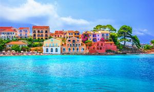 Hy Lạp đẹp và rẻ, đừng bỏ qua trong hành trình châu Âu của bạn