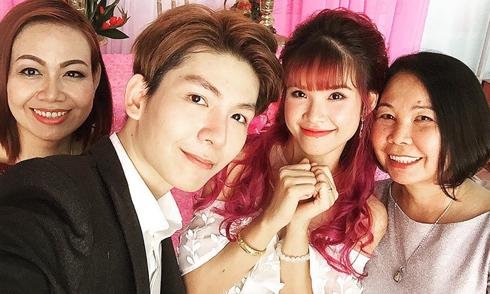Khởi My bất ngờ đính hôn với Kelvin Khánh