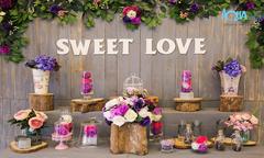 Tiệc cưới sáng tạo kiểu Nhật với chi phí tiết kiệm