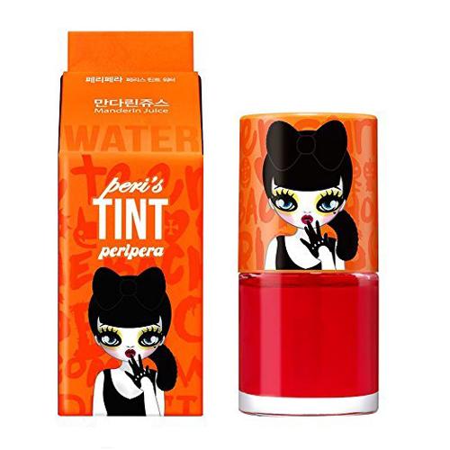 Son dưỡng  môi Peripera Peris Tint Water Lip Balm giá 90.000 đồng.