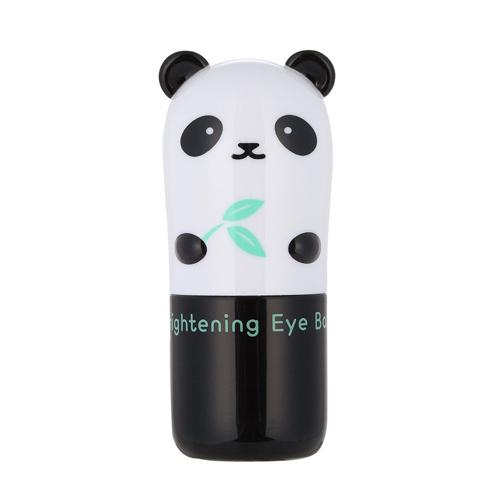 TonyMoly Pandas Dream Brightening Eye Base + So Cool Eye Stick có thiết kế hình chú gấu panda dễ thương sẽ giúp bạn xử lý đôi mắt gấu trúc. Sản phẩm có giá 240.000 đồng.