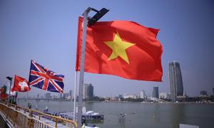Khán đài 21.000 chỗ ngồi xem pháo hoa ở Đà Nẵng