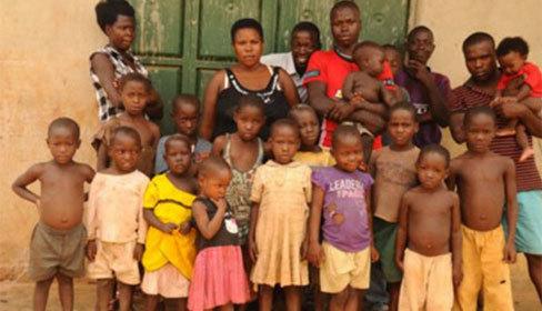 Người phụ nữ 37 tuổi sinh 38 đứa con