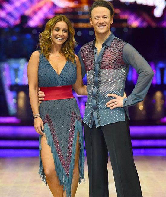 Sau khi tham gia chương trình khiêu vũ trên truyền hình năm ngoái, vợ Redknapp mải mê