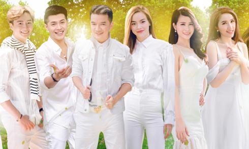 10 ca sĩ quay MV quảng bá du lịch Việt Nam giữa nắng to