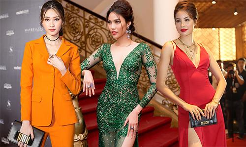 12 mỹ nhân Việt mặc đẹp nhất tuần (1/5)