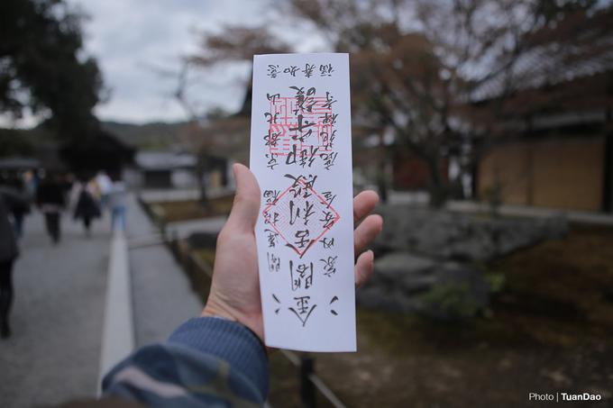 Ngôi chùa dát vàng độc đáo ở Kyoto