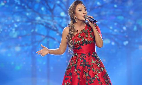 Thanh Hà mất giọng trước ngày diễn ra minishow
