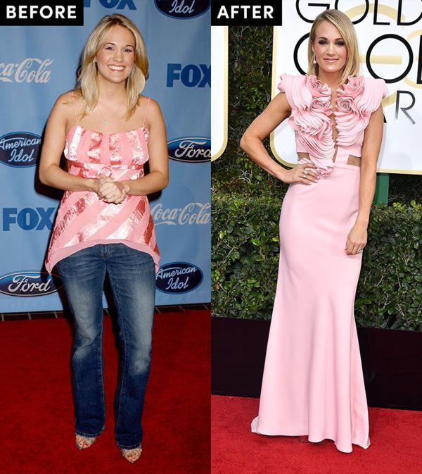 Ghi nhật ký thực đơn Carrie Underwood ghi lại toàn bộ các món cô đã ăn trong ngày. Carrie cho biết, nhờ ghi lại đầy đủ thực đơn mà cô có thể cân đối được lượng calories nạp vào cơ thể và kiểm soát chúng tốt hơn.