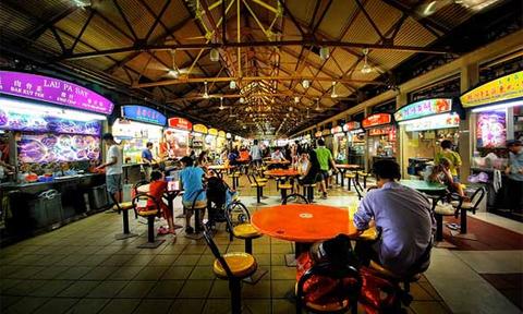 Từ sáng đến đêm khám phá ẩm thực phong phú ở Singapore