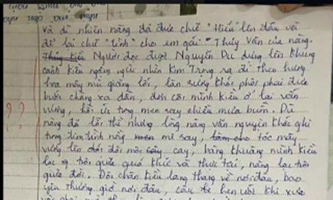 Học sinh dùng lời ca khúc 'Lạc trôi' của Sơn Tùng M-TP để phân tích truyện Kiều