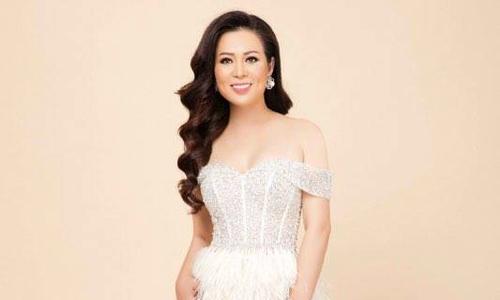 Hoa hậu Kristine Thảo Lâm khoe nét tươi trẻ trong bộ ảnh mới