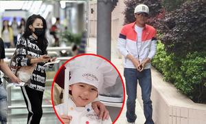 Tạ Đình Phong, Trương Bá Chi hội ngộ trong tiệc sinh nhật con trai