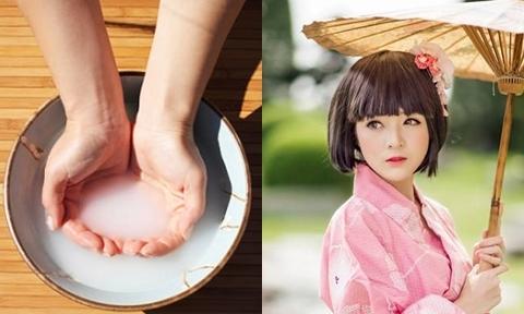 8 mẹo làm đẹp gia truyền của phụ nữ Nhật