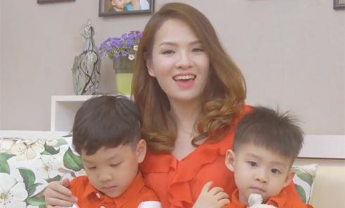 Đan Lê khoe giọng hát trong MV hát mừng 'Ngày của mẹ'