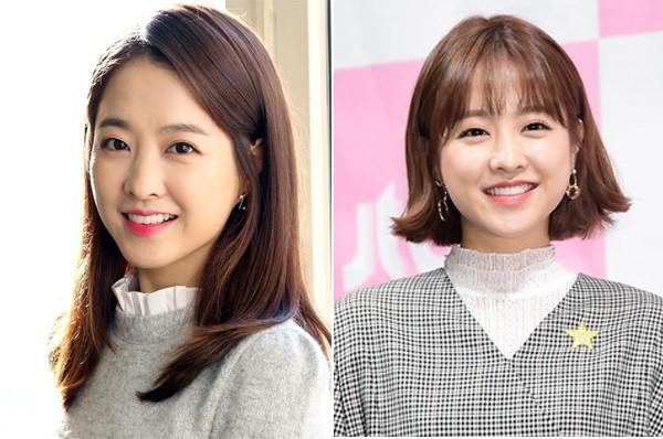 Park Bo Young trẻ ra vài tuổi với kiểu tóc bob vểnh mái bằng.