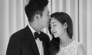 'Nữ hoàng tuyết' Sung Yuri bí mật lên xe hoa