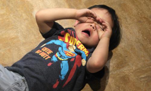 9 điều khiến các cậu nhóc 3 tuổi bị gắn mác 'phiền phức nhất hành tinh'