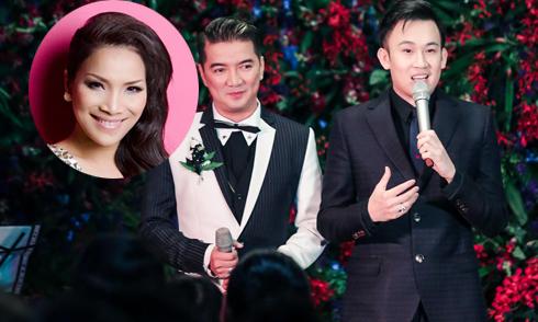 Hồng Ngọc đã chứng kiến lúc cay đắng nhất của mối quan hệ Mr. Đàm - Dương Triệu Vũ