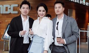 Angela Phương Trinh rút khỏi phim 'Mối tình đầu của tôi' vì không đạt được thỏa thuận