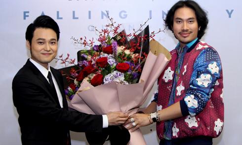 Quang Vinh tiết lộ chuyện tình yêu gập ghềnh 'lúc đến lúc đi'