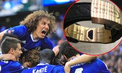Quà vô địch 'hàng độc' được cầu thủ Chelsea tặng cả đội