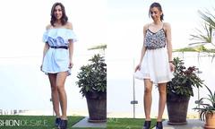 5 trang phục không thể thiếu cho mùa hè ngập nắng