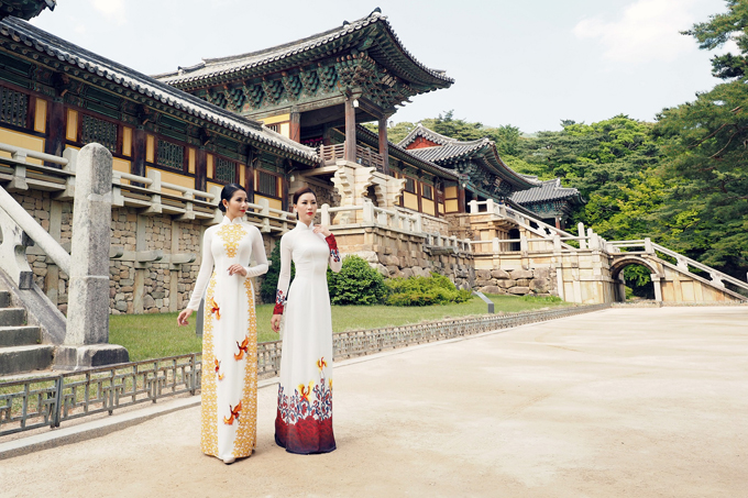 ao-dai-thuan-viet-tung-bay-tai-han-quoc