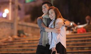 Bảo Duy hạnh phúc ngây ngất bên bồ mới ở Đà Lạt