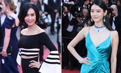 Dàn sao Hoa ngữ ồ ạt đến Cannes dù không có phim tham dự