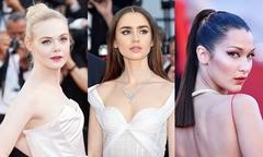 10 mỹ nhân trang điểm đẹp nhất tại LHP Cannes 2017