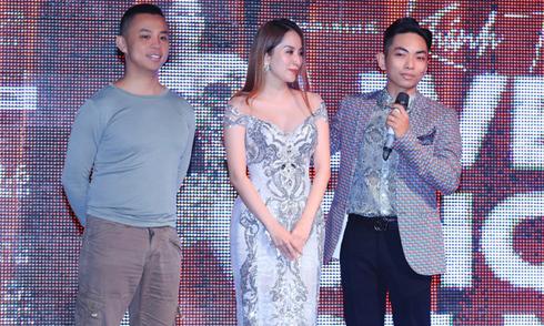 Khánh Thi: 'Nhiều lúc cũng giật mình vì nhìn Phan Hiển giống Chí Anh'