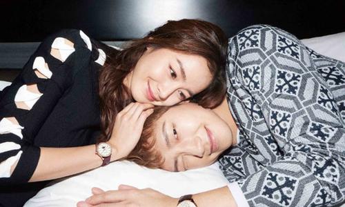 Kim Tae Hee mang bầu gần 4 tháng, Rain tiết lộ mong muốn có con gái