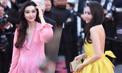 Phạm Băng Băng và Thư Kỳ quyến rũ khoe sắc ở Cannes