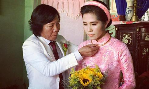 Đạo diễn - quay phim Nguyễn Tranh cưới vợ kém 25 tuổi