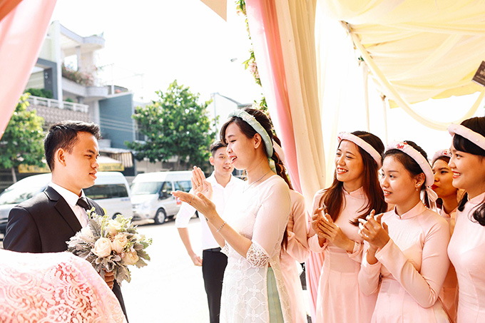 By Kiethoney Wedding Planner & Decoration  Photography: Nguyễn Thanh Phương