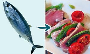 8 loại cá ngon, nhưng ăn càng ít càng tốt