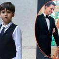 Flynn bảnh bao trong đám cưới của mẹ và tỷ phú công nghệ